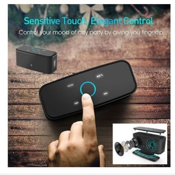 PARLANTE BLUETOOTH DOSS SOUNDBOX 12 WATTS HD