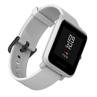 RELOJ XIAOMI AMAZFIT SMART WATCH GTS WHITE ROCK